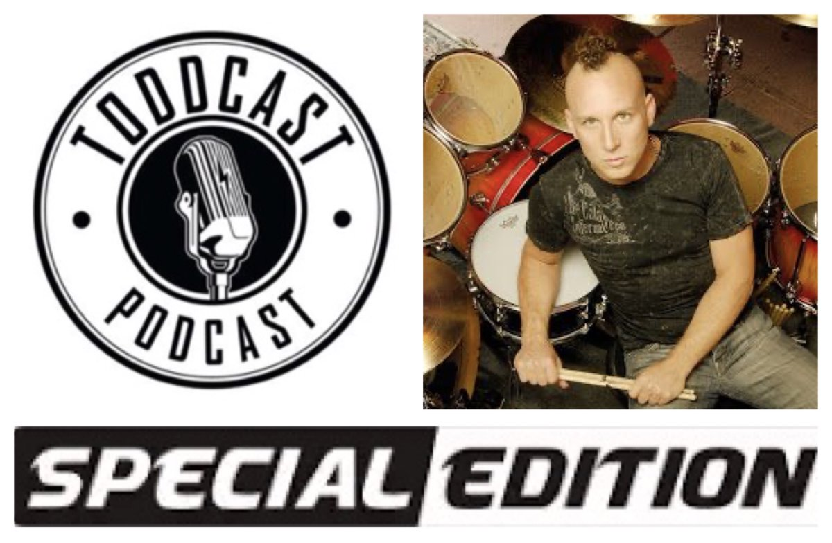 #JanesAddiction drummer #StephenPerkins is a guest of this 39min #podcast!   We talked #COVID19, #JackBlack, #TheBeatles, #Lollapalooza & lots more! https://t.co/sAaQ5uMefU https://t.co/hxaQVROvbt