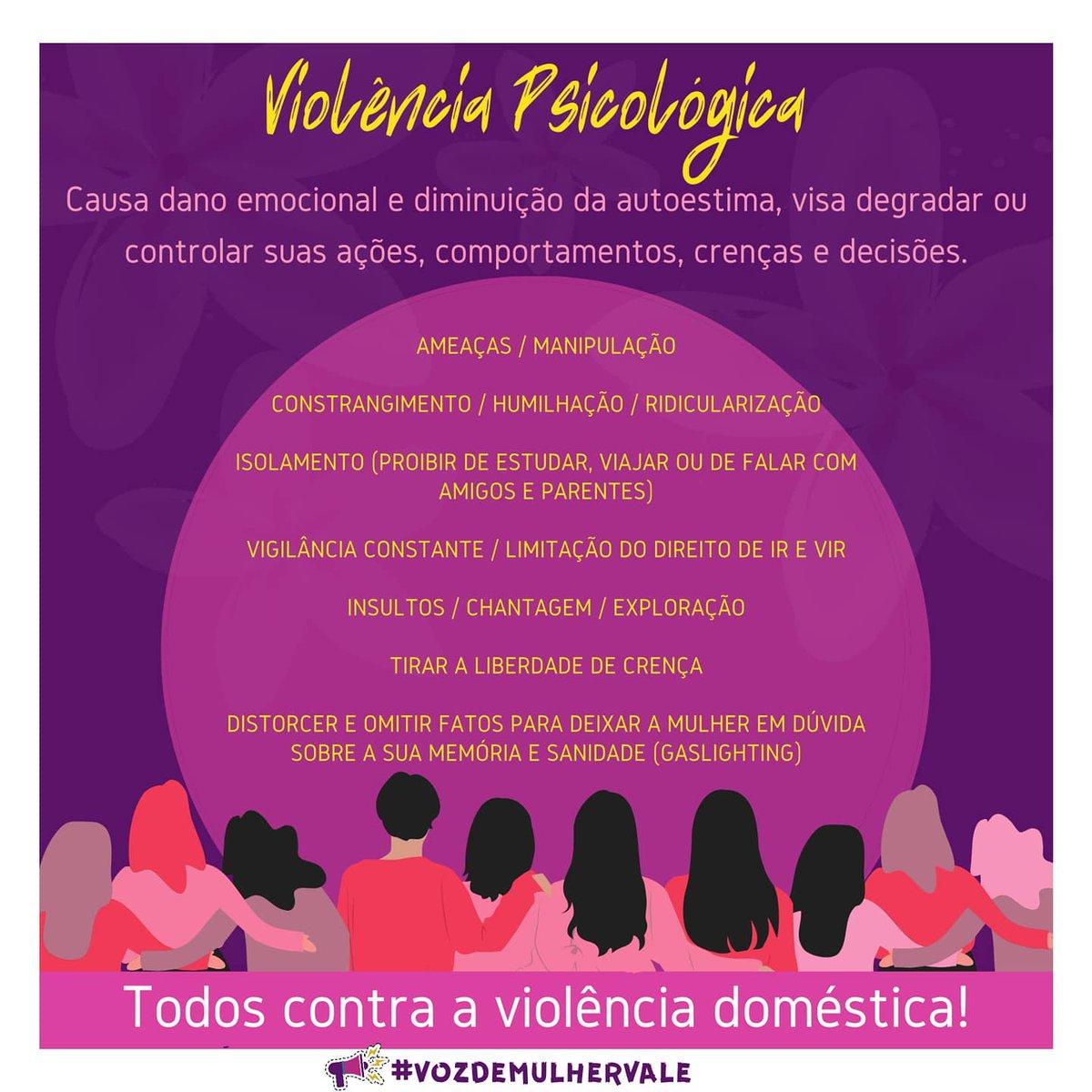 #violênciapsicologica pic.twitter.com/CM1w5Zxn2L