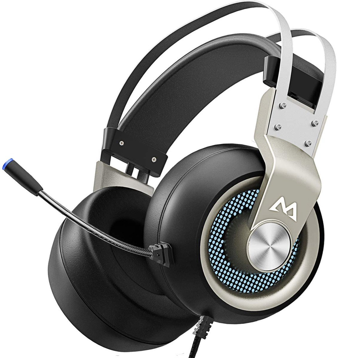 Mpow EG3 Pro - Over-Ear Gaming Headset  Only $20.49!
