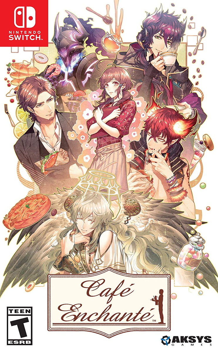 Cafe Enchante (Switch) pre-order on Amazon: 2 $49.99