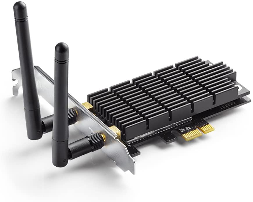 TP-Link AC1300 PCIe Wireless Wifi PCIe Card  Only $34.99!