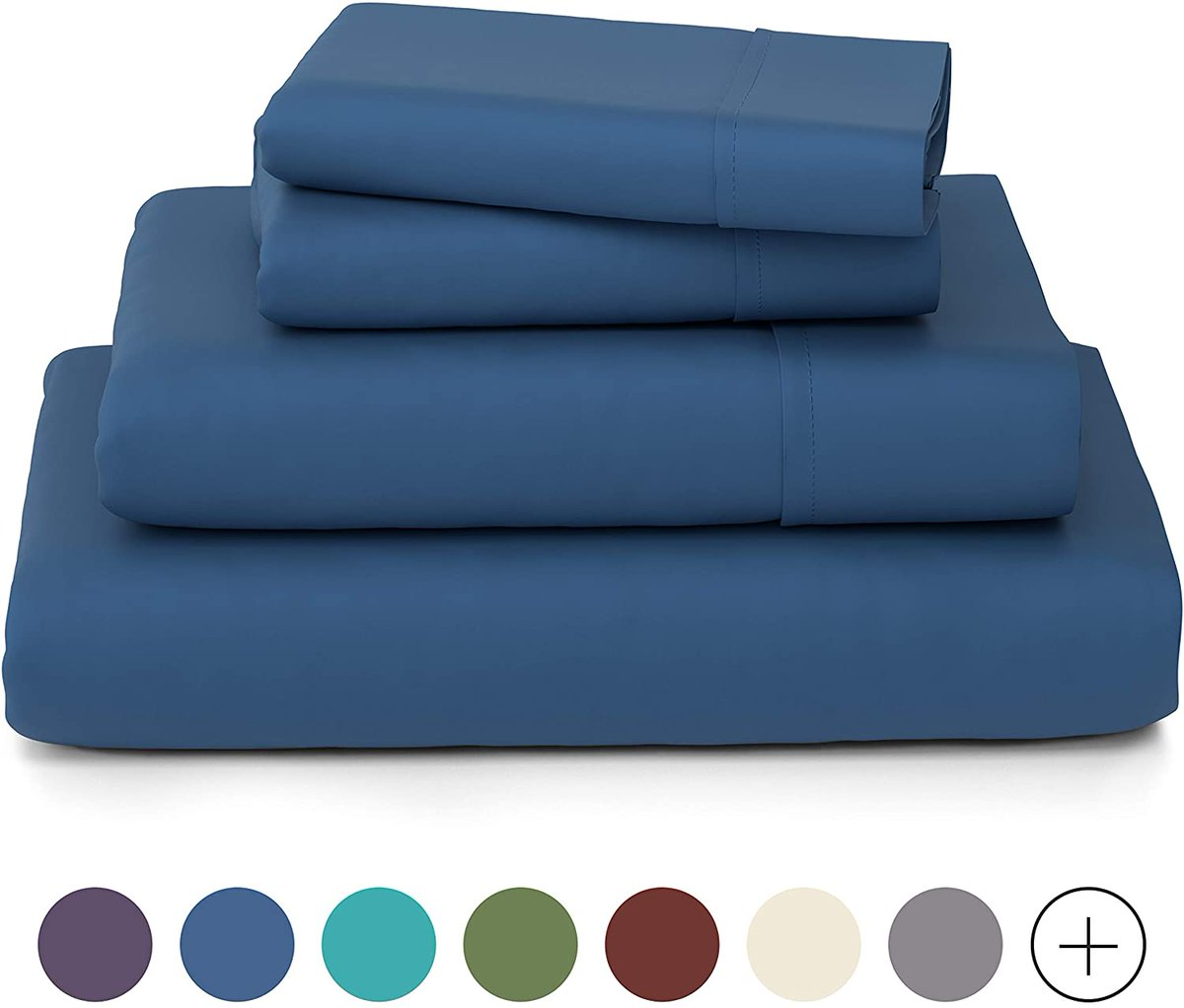 Cosy House Collection Luxury Bamboo Bed Sheet Set  Only $37.35!