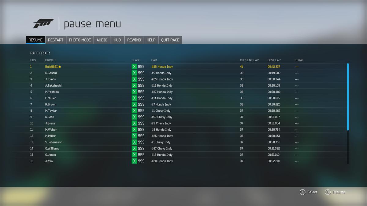 Should I continue? #Endurance #Showcase #ForzaMotorsport6 #XboxSharepic.twitter.com/HAof6KaihC