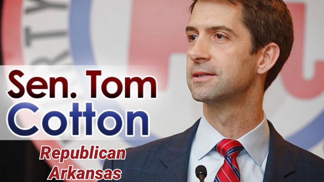 Tom Cotton and colleagues introduced legislation which will Protect Free Speech on College campuses. This is another reason to #VoteRedToSaveAmerica We must R eplace E very D emocrat #TakeBackTheHouse #KeeptheSenate #GoRedStateByState #Trump2020