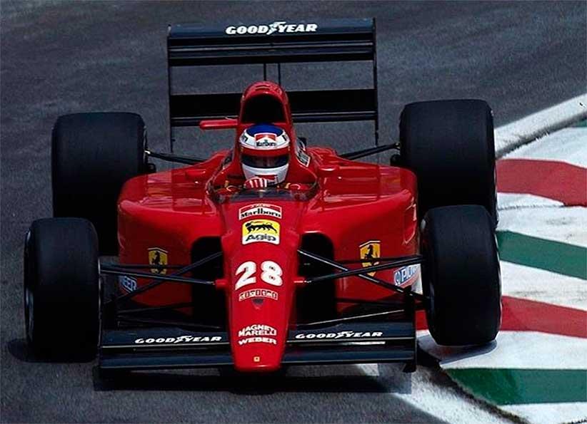 Jean Alesi del equipo Ferrari en el Gran Premio de México de 1991 en el Autódromo Hnos. Rodríguez  #mexicogp #formula1 #ferrari #f1 https://t.co/67wtjzxf0A