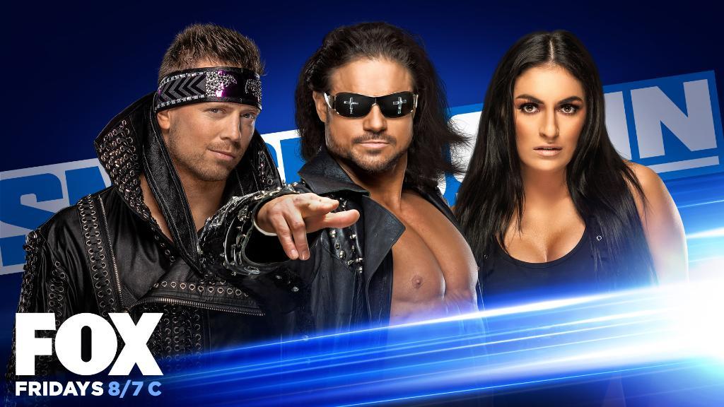 WWE Smackdown Preview (07/08/20): Bray Wyatt; Riddle-Sheamus; Hardy-Corbin 2
