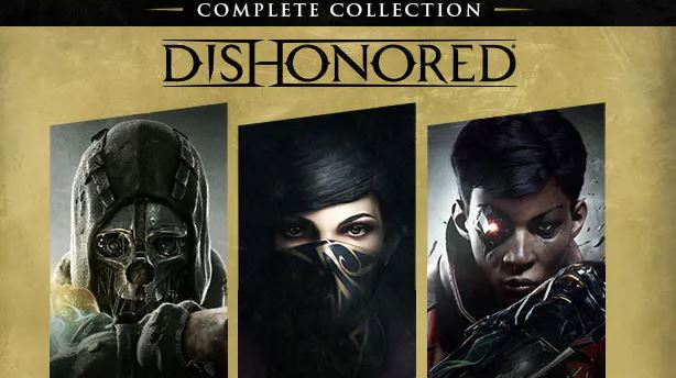 Dishonored: The Complete Collection (PS4) $17.99 via PSN. 2