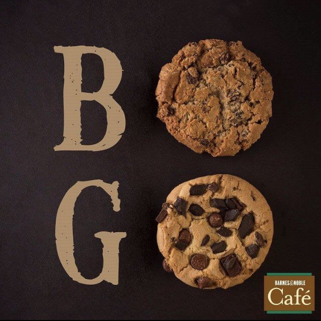 WAIT! Don't toss your receipt! There's a great coupon at the end of it! #Cookies #BNMidwest #BNCafe https://t.co/sRc2x3P7QM