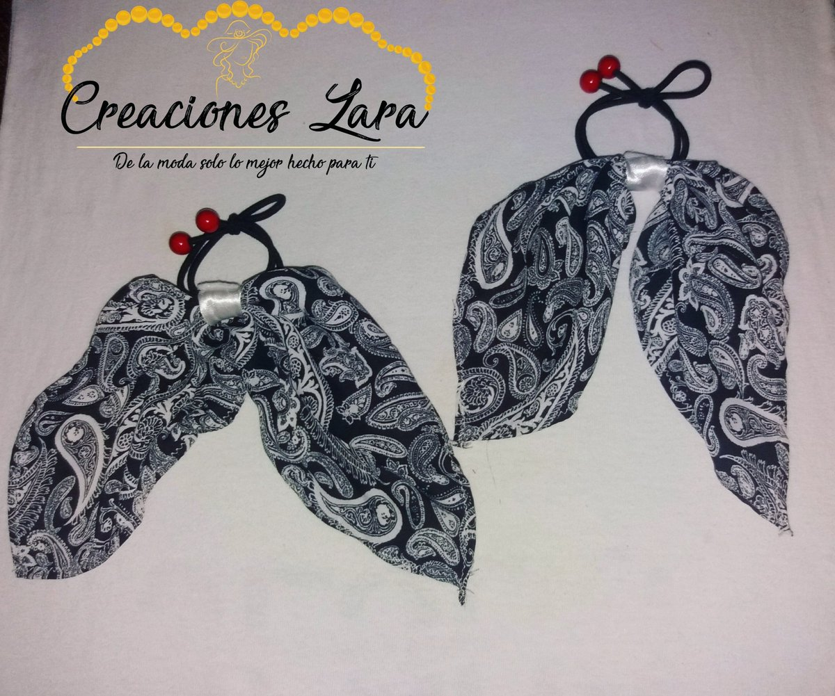 Disponibles scrunchies y Hairbowspic.twitter.com/vDbja15Urn
