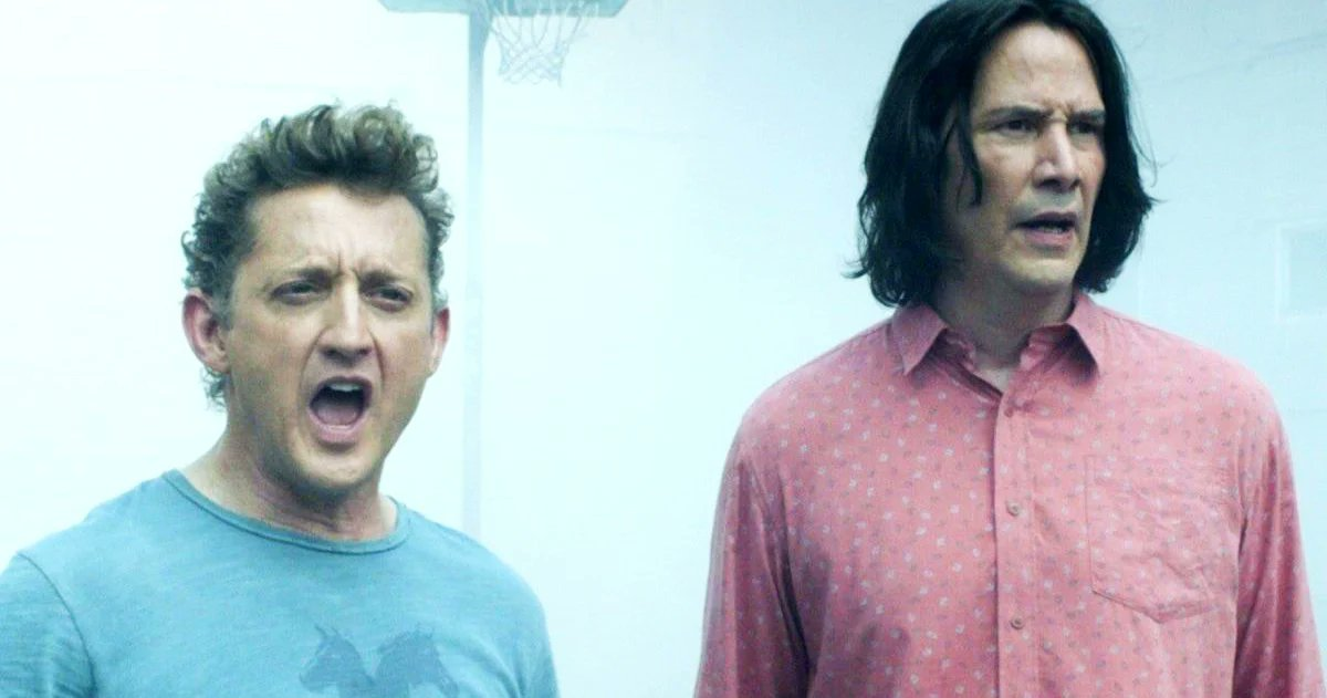 #OnlyFilmNews: #BillAndTed3 will now be released on August 28, 2020! #KeanuReeves & @Winter.pic.twitter.com/uHnm9GPYLb