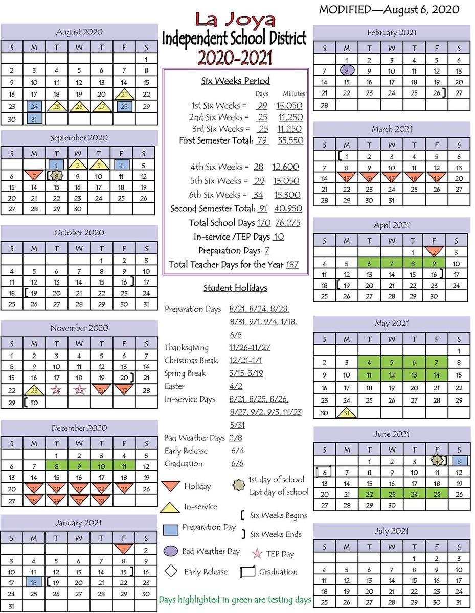 Uh Hilo Spring 2022 Calendar.2022 Calendar La Joya Isd Calendar 2021 2022