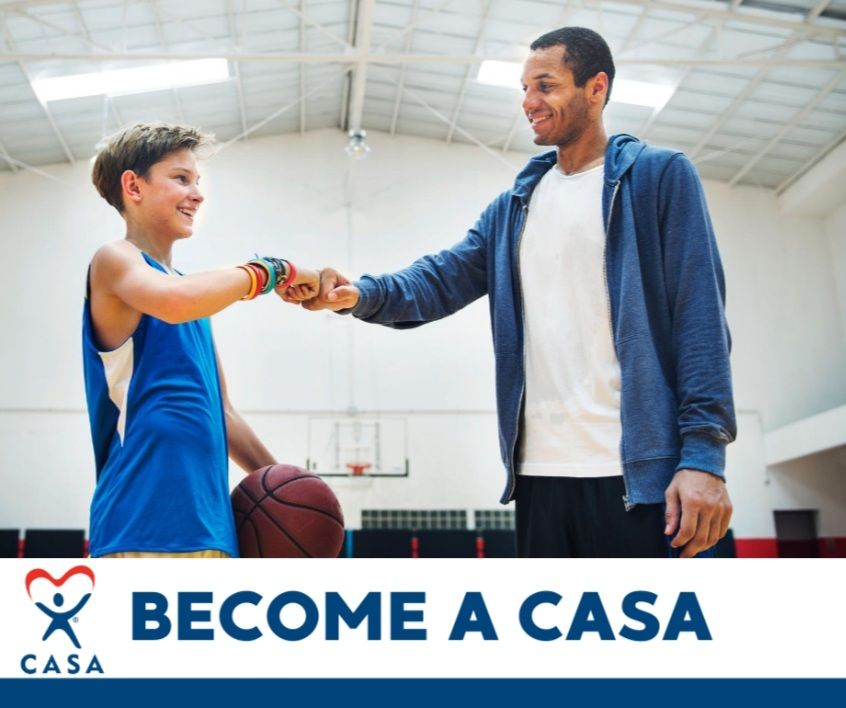 CASA volunteer is...A dedicated advocate who gives back by supporting youth in the foster care system. To learn more on how to become a CASA please join us on August 19th at 6:30pm at our Virtual Info Session.  #alamedacountycasa #volunteer #fosteryouth #fostercare #nonprofit https://t.co/ecaOR5akmR