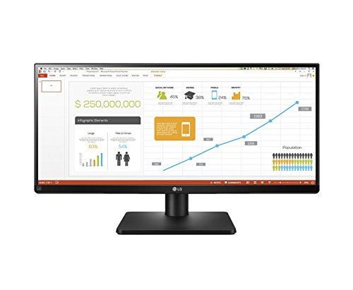 Steal!! LG UltraWide 29UB67 29-inch Height Adjustable IPS Monit for only £219.97 2