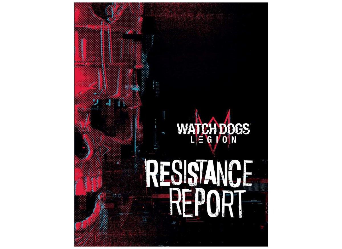 Watch Dogs Legion: Resistance Report $26.99 via Amazon (Prime Eligible). 2