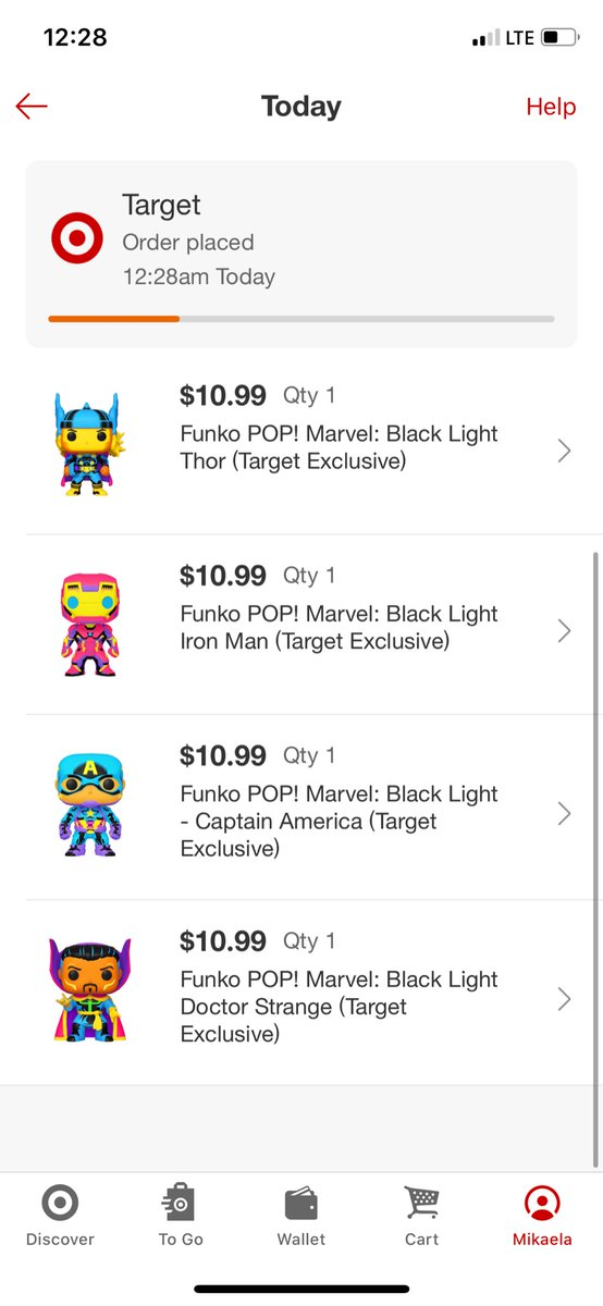Just ordered! Hopefully no cancellations  #funko #funkopop #Marvel pic.twitter.com/sJBZRzly2i