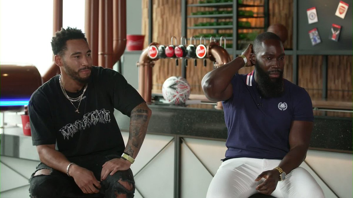 Theres nothing better than the FA Cup. Live on the Cup Final #FanShow, @daRealAkinfenwa talks about how much the competition means to him 😍 *He also shouts out @dele_official 😂