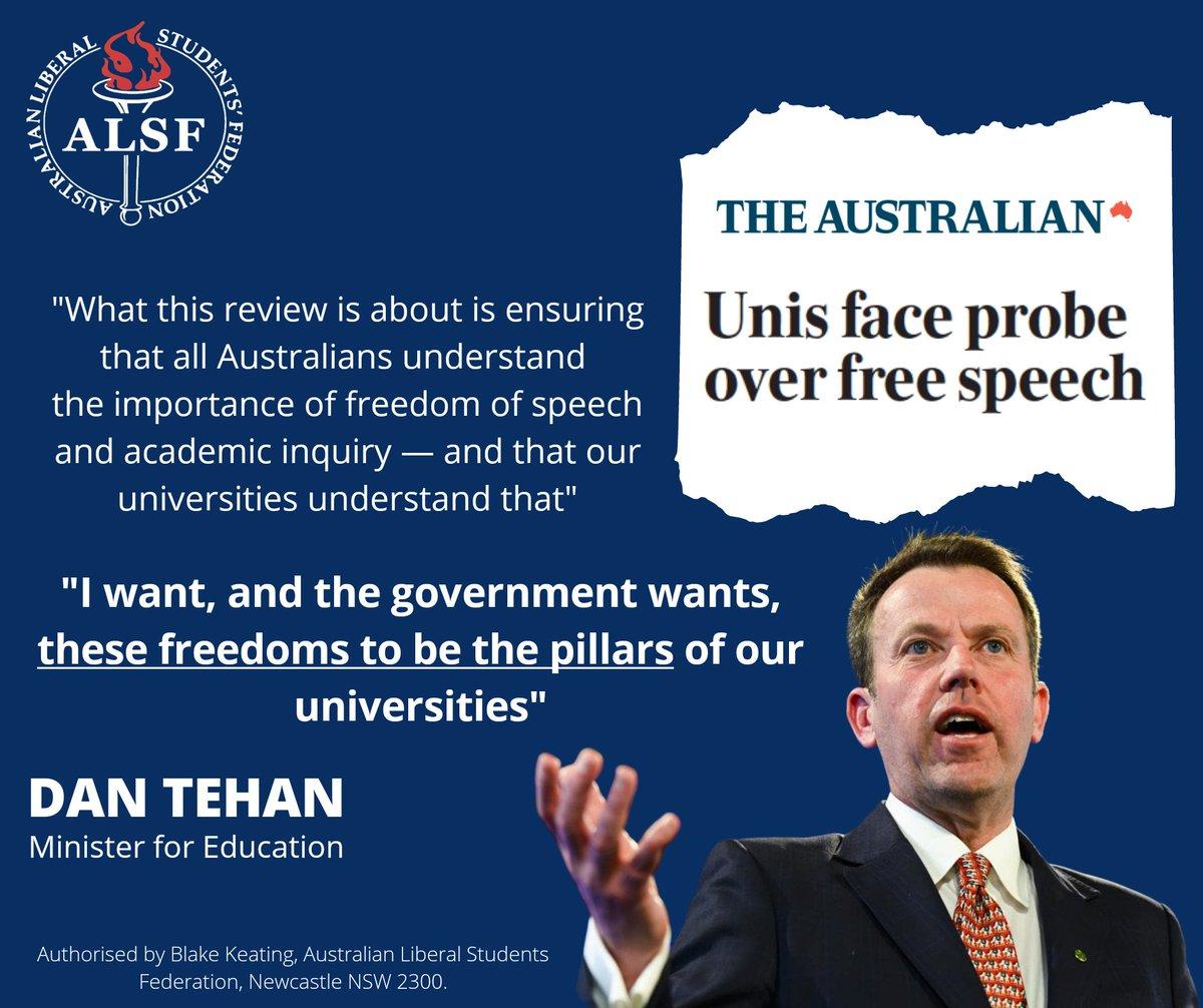 Australian Liberal Students' Federation (@ALSF) | Twitter