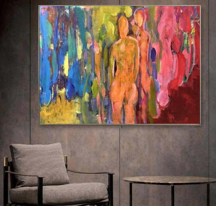 Colorful  Abstract  Painting #oilfeature #contemporarypainting #arte  #figurativepainting #art #destacadas #viral #colordrawing #color #oilpaintings #oiloncanvas #contemporaryart  #oilfeature #UKGiftAM #UKGiftHour #CraftBizParty #abstractpaintingpic.twitter.com/xLa9Mb4hJh