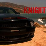 Image for the Tweet beginning: 'Knight Rider' Remake Film In-Development