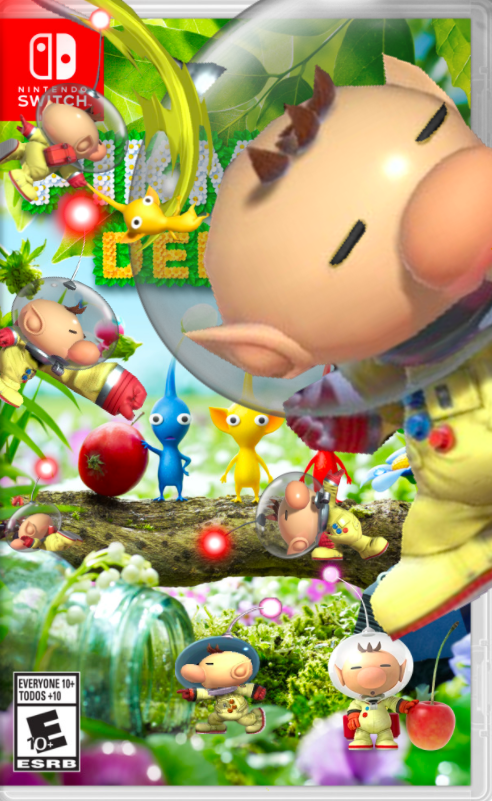Captain Olimar Captainolimar4 Twitter