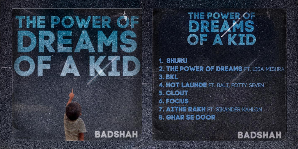 This one's from my heart. Album OUT NOW. Streaming on all platforms #ThePowerOfDreamsOfAKid #TPODOAK