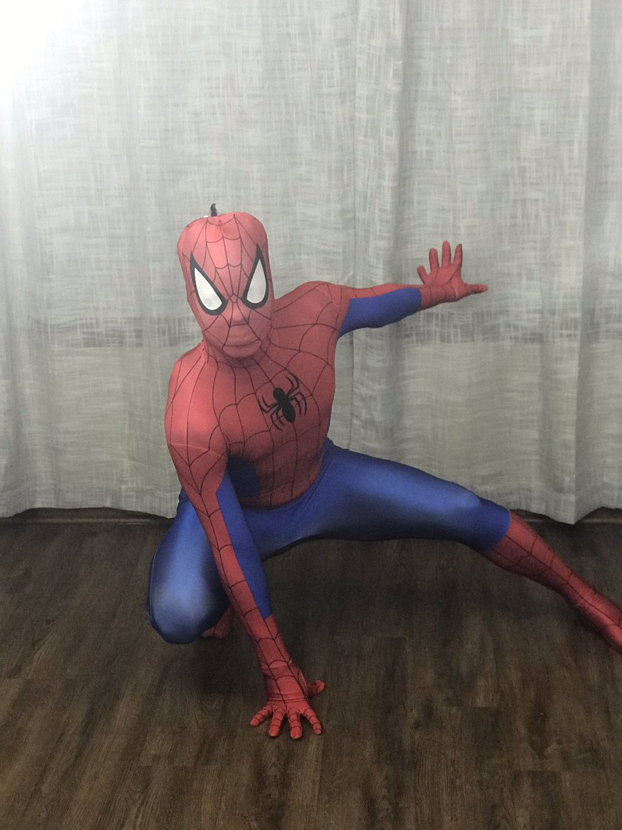 🚨New Service Alert🚨  We now offer costume rentals $75 an hour. Minimum of two hours when booking.  #spiderman #SpidermanPS5 #kidpartyideas #SpiderManDay https://t.co/kEViAHenid