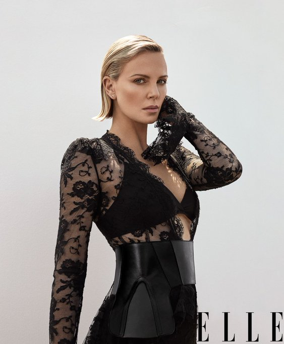 Happy birthday to the fierce and badass Charlize Theron