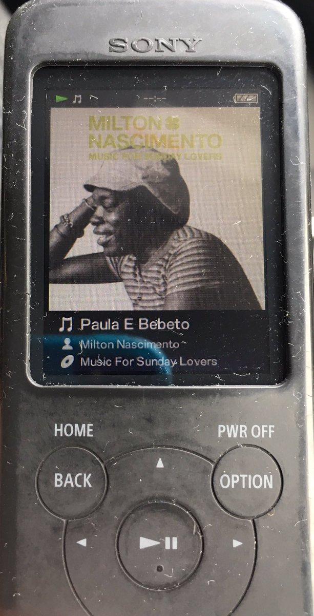 「Music For Sunday Lovers」Milton Nascimento pic.twitter.com/oVsg2mgkX3