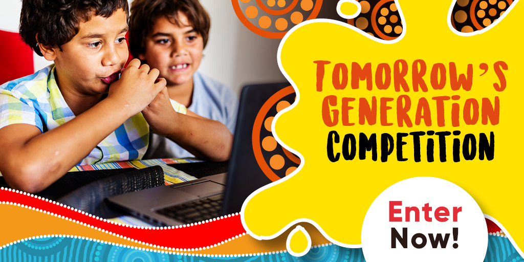 COMPETITION DEADLINE EXTENDED   After all the amazing #ChildrensDay stories we heard, we want to give everyone an extra week to enter our competition. Submit a written or video entry about something that has been passed down by an elder to win!  https://www.absec.org.au/tomorrows-generation-childrens-competition.html…pic.twitter.com/mRLa7BUrxS