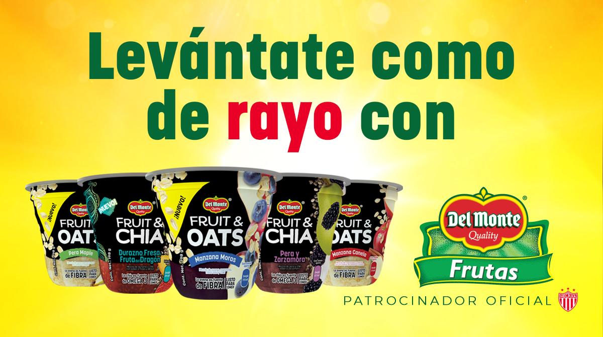 Hoy hay que estar listos desde temprano para dar lo mejor en el partido @ClubNecaxa, y nada mejor para llenarse de energía que uno de nuestros ricos y nutritivos snacks #FuerzaRayos #CosechamosLoBuenopic.twitter.com/JhXzPJvFxr
