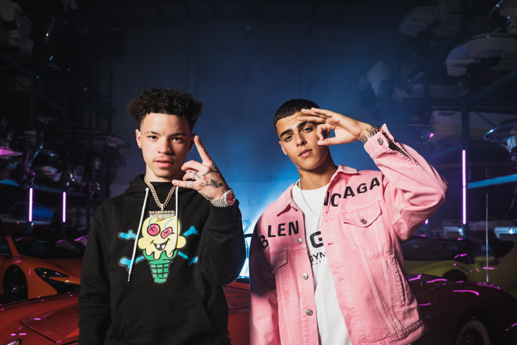 .@lilmosey meets @lunaypr1 for #TopGone. Add their new collab to your library: apple.co/TopGone