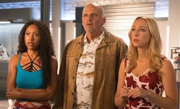 @matthewfederman @BittrScrptReadr I'm also fascinated when a show creates a one or two-off character that is more interesting than the rest of the episode. Two examples are Kurt Fuller's bounty hunter Floyd Butters on Rosewood & Brad Garrett's seedy lawyer Ron Getman on Bull https://t.co/03CgPkhzDv