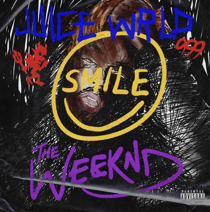 Juice WRLD Smile Lyrics ft. The Weeknd