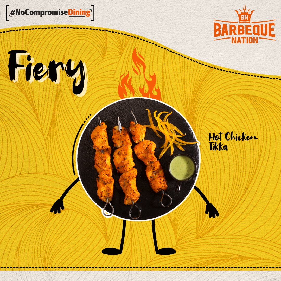 Enjoy Barbeque Nation's new way to dine-in, get unlimited food served on the table. Reserve your table now - https://t.co/eOkBG0yqr8 https://t.co/2btjadNPQK