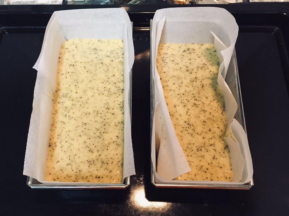 ローズティーのケーキ焼き立てサクサクの端っこは作者の特権