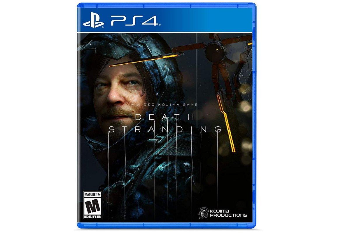 Death Stranding (PS4) $17.99 via Best Buy. 2