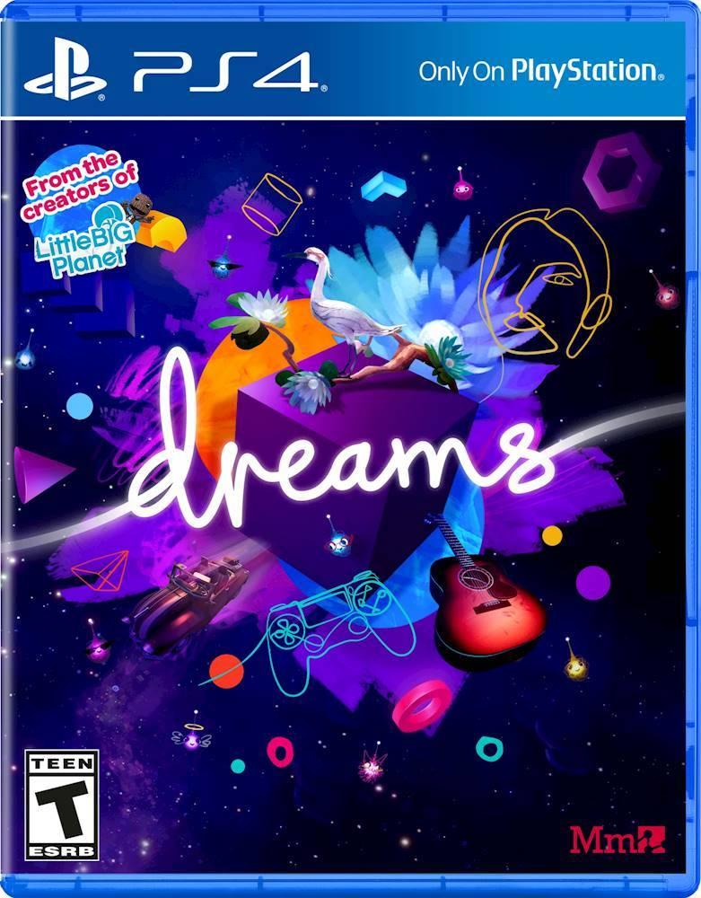 Dreams (PS4) is $19.99 at Best Buy 2
