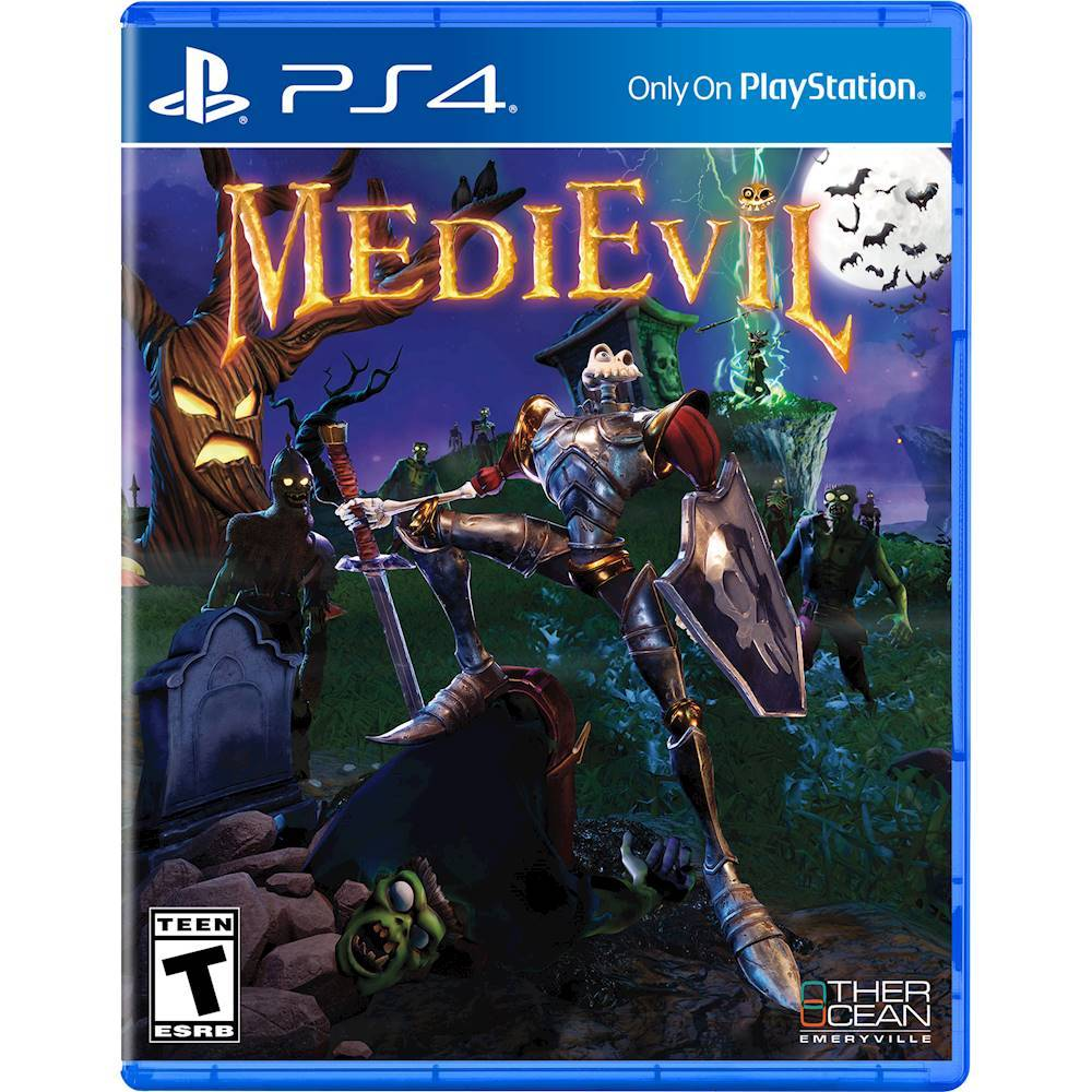 MediEvil (PS4) is $19.99 at Best Buy 2