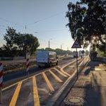 Image for the Tweet beginning: Endlich (fast) stressfrei zum Bahnhof.