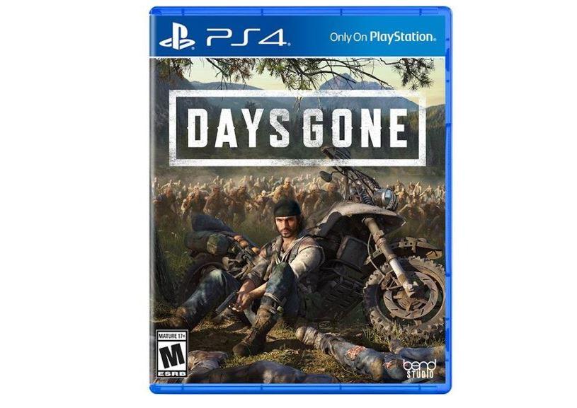 Days Gone (PS4) $19.99 via Best Buy. 2