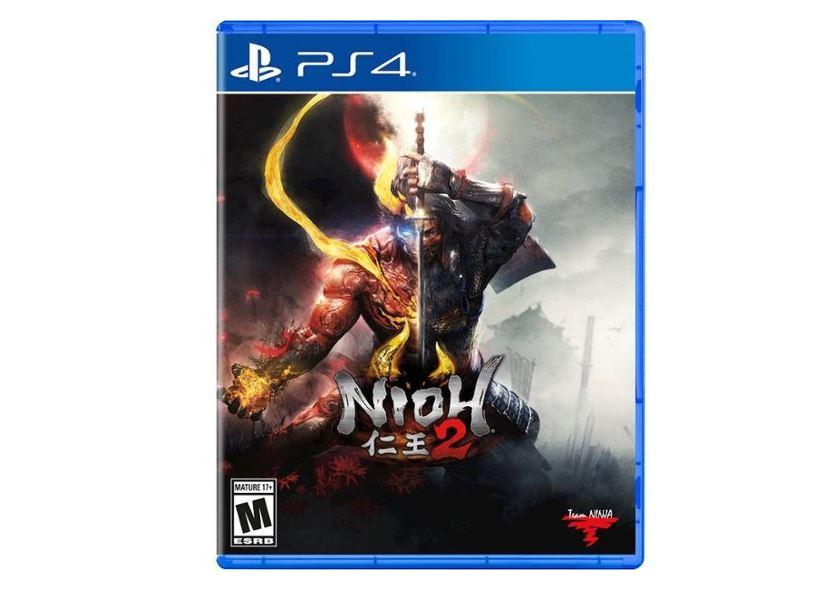 Nioh 2 (PS4) $19.99 via Best Buy. 2