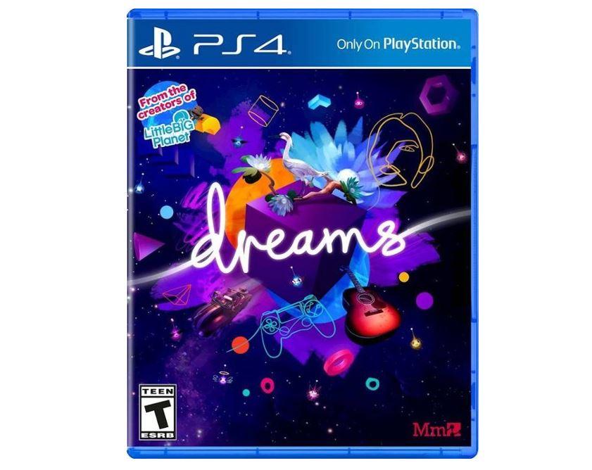 Dreams (PS4) $19.99 via Best Buy. 2