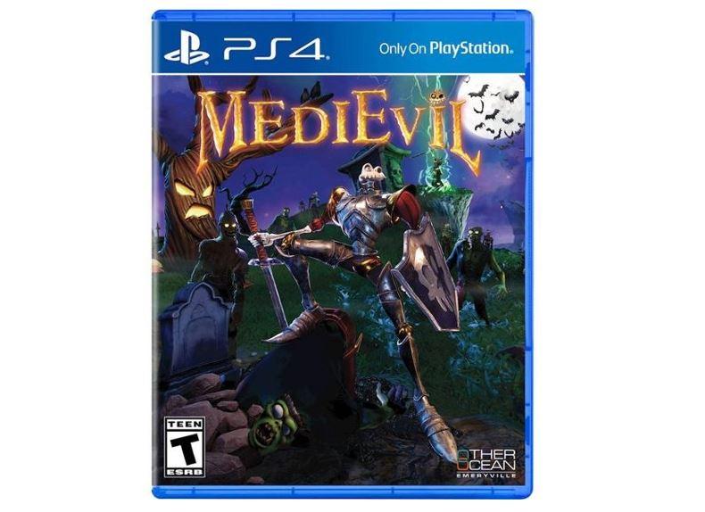 MediEvil (PS4) $19.99 via Best Buy. 2