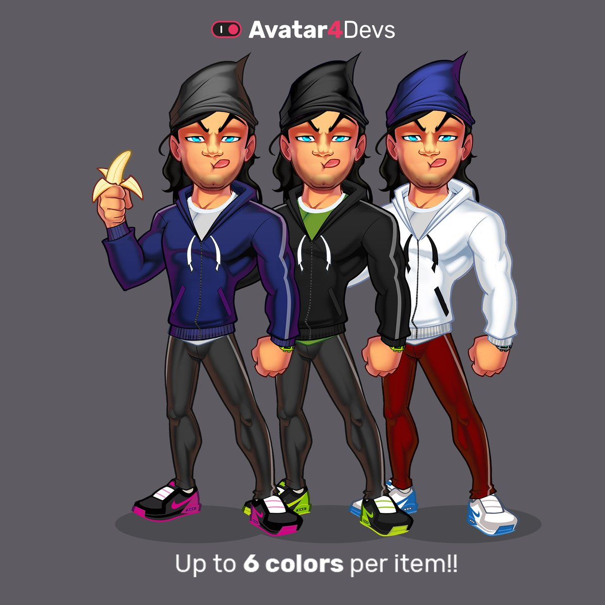 Available at http://www.avatar4devs.com  #developer #webdeveloper #developers #softwaredeveloper #developerlife #frontenddeveloper #appdeveloper #gamedeveloper #webdevelopers #fullstackdeveloper #androiddeveloper pic.twitter.com/JN1asw7WOS