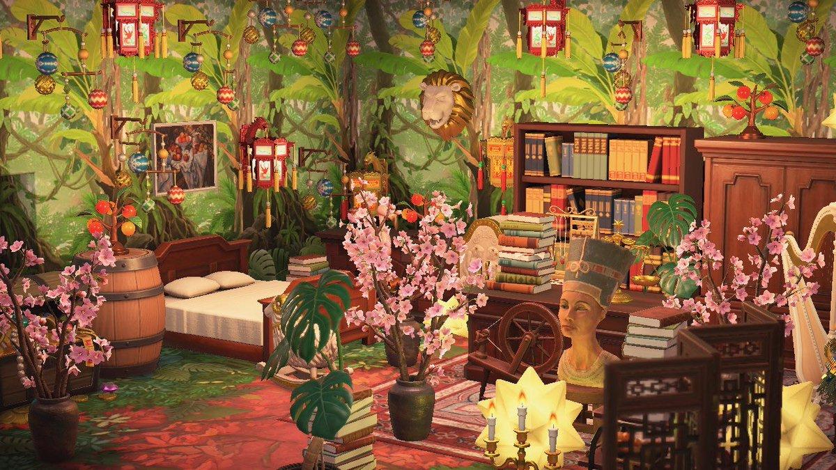 ハウルの部屋#あつまれどうぶつの森 #ハウルの動く城 #ジブリ #ACNH
