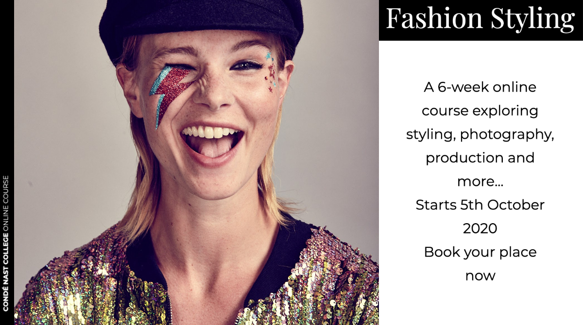 Our brand new #onlinecourse just dropped... Fashion Styling! 6 weeks of immersing yourself in style with industry insiders... only with the Condé Nast College 👌https://t.co/M8hEvInX2g https://t.co/uUb6nT5Vbv