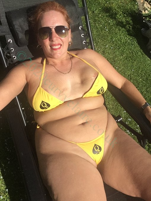 Smallest bikini for the hottest day..... #bikiniday #bikiniseason #queenofspades #qos #yellow https://t