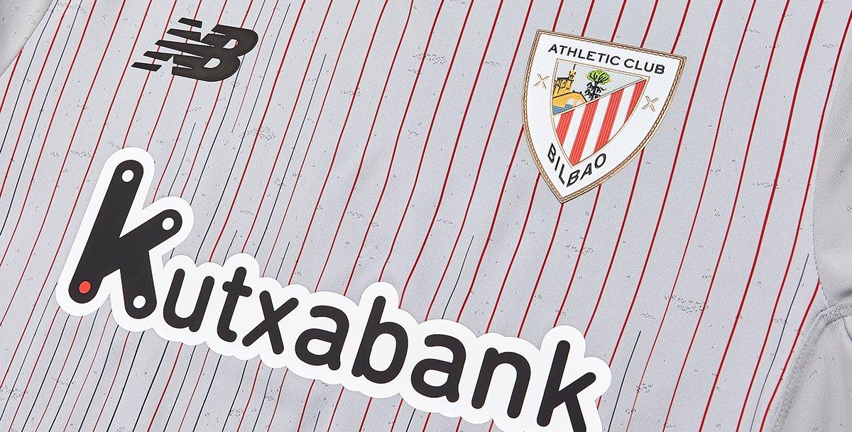 Camiseta suplente Athletic Club 2020