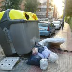 Image for the Tweet beginning: #Leganés. Casi na....  Así estamos.