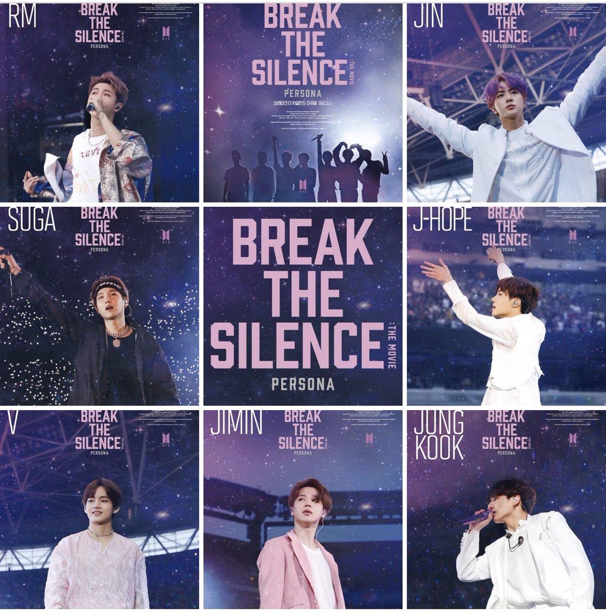 #breakthesilence_themovie